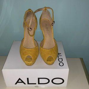 Aldo platform heels